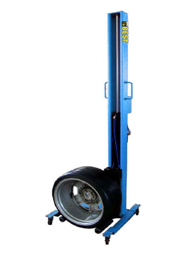 Wheel trolly