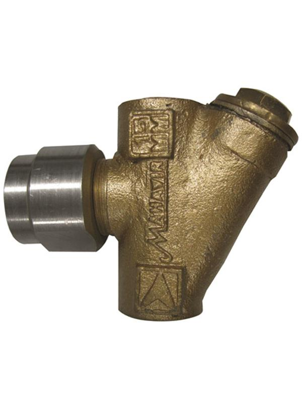 STEAM TRAP - THERMODYNAMIC